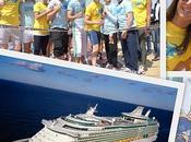 MARINER seas, inaugurata stagione Italiana