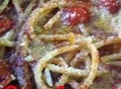 Bucatini alla Pizzaiola