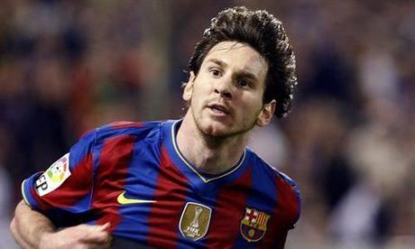 messi real saragozza