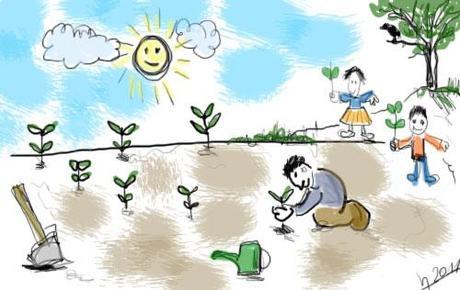 Cosa piantare nell'orto ad Aprile?