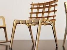 SketchChair disegni sedia