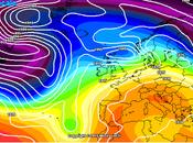 Temporaneo parziale indebolimento dell'alta pressione, anticiclone rinforzo domani