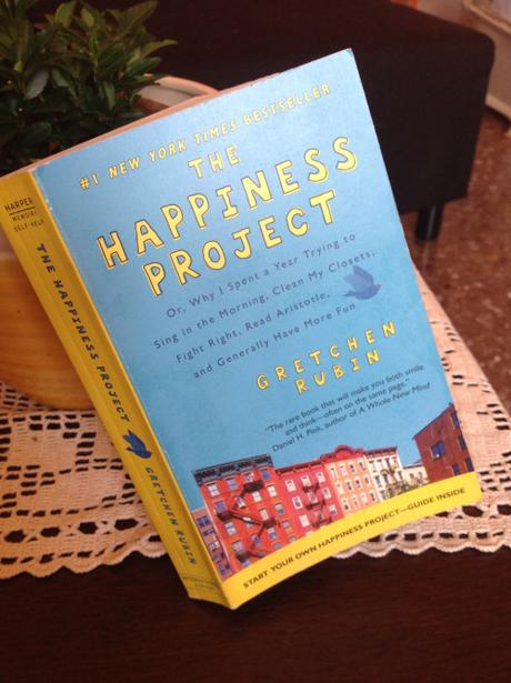 The happiness project – Gretchen Rubin