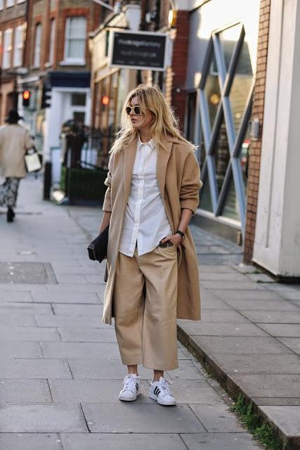 How to wear culotte pants