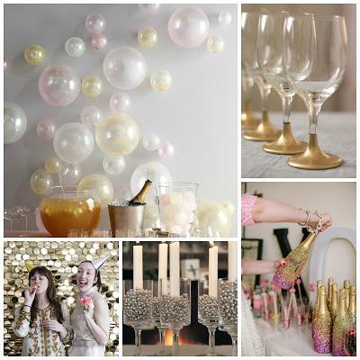 10 idee fai da te per decorare la casa a capodanno paperblog for Decorazioni per la casa fai da te
