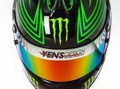 "Arai GP-6 ""K-123_Ryan"" Yen's Design Helmet Painting"