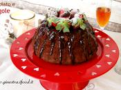 Fluffosa cioccolato fragole Buon anno