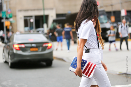 In the Street...Stars and Stripes #4