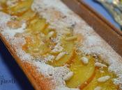 Torta semplice pere pinoli