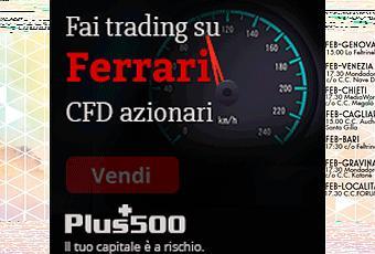 ferrari azioni borsa italiana – idee immagine auto