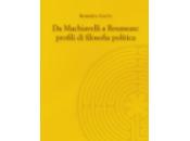 Roberto Gatti, Machiavelli Rousseau: profili filosofia politica