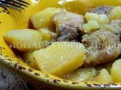 Spezzatino vitello patate