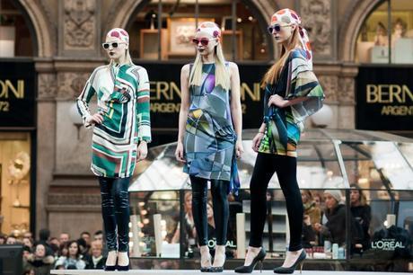 Vivere Milano durante la settimana della moda