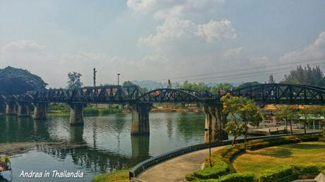 Kanchanaburi e il ponte sul fiume kwai paperblog - Il giardino sul fiume ...