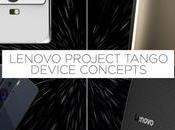 Lenovo Google: partnerhip nuovo dispositivo Project Tango