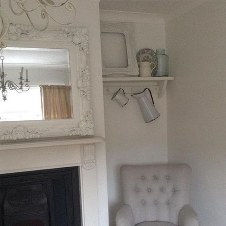 Ambienti semplici ed eleganti a casa di trudy paperblog for Case di tronchi semplici