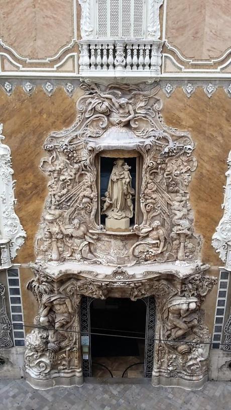 madonnina museo ceramica valencia