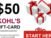 Your Kohl's 2016 reward balance $50.00