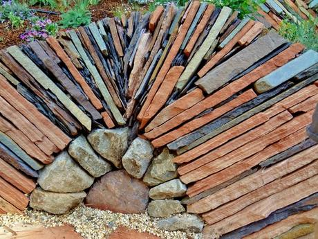 Il mio articolo sull'uso delle pietre e dei sassi in giardino (su ...