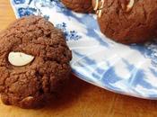 Biscotti cioccolato mandorle