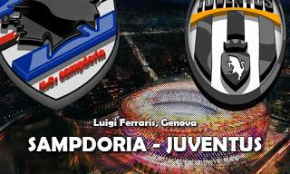 Sampdoria-Juventus 1-2 Highlights
