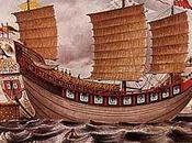 Flotta diaspora, Cina alla prova mare