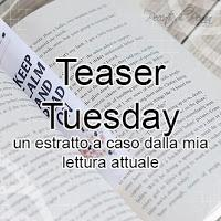 Teaser Tuesday #33