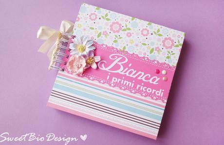 Album foto: I primi ricordi di Bianca - Bianca's firs memories photo album
