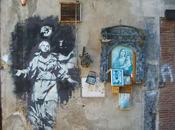 Napoli l'unica opera italiana Banksy Scoprire