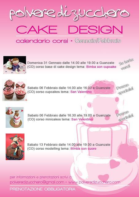 Corsi Gratuiti Di Cake Design Milano : Corsi di cake design: il calendario dei prossimi corsi da ...