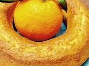 Ciambellone profumo d'arancia