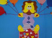 Preparativi Carnevale: leoncino giocoliere