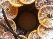 Ciambella cioccolato arance Sicilia