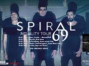 Ritual nuovo singolo degli Spiral69 estratto dall' album Second Chance