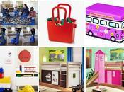 Idee cost tenere ordine giocattoli bambini