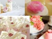 Torta matrimonio monoporzione: mini wedding cake