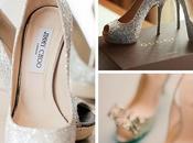 Scarpe sposa glitter: fantastiche!