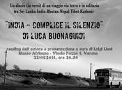"""INDIA Complice silenzio"" Verona Museo Africano, 22/01/2016"