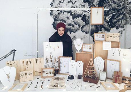 PetiteFraise @ Eat Urban Christmas Market 19-20/12/2015 - le foto