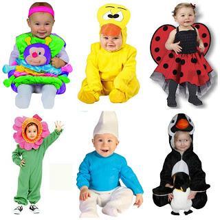 12 Costumi di Carnevale fai da te e low cost per bambini piccoli e neonati d42d68da4ead