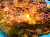 Lasagna ragù pesce