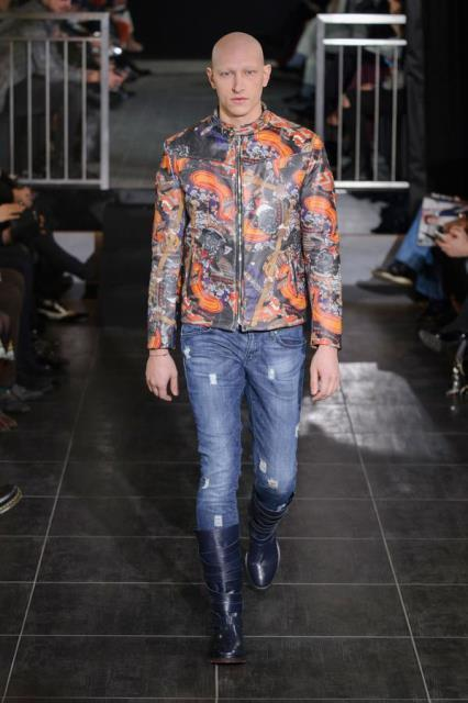 JOHN RICHMOND 2016 2017 FALL WINTER MILANO FASHION WEEK FAUSTO DI PINO