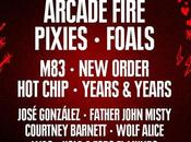 2016: Arcade Fire aggiungono PIxies Order