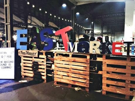 Della mia prima volta all'East Market Milano e di molto, moltissimo altro.