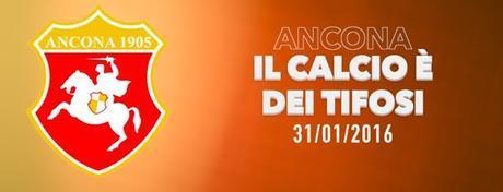 """Temi dell'incontro """"Ancona, il calcio è dei tifosi"""" del 31 gennaio"""
