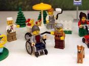 L'omino sedia rotelle