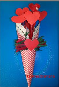 Lavoretti per san valentino da stampare in pdf