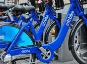 Bike Sharing, NewYork città record 2015