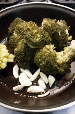 POLPETTINE LENTICCHIE E BROCCOLI