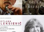 "MARIO BAUDINO ospite ""Letteratitudine sguardo della farfalla guerra volto donna"" SVETLANA ALEKSIEVIC"